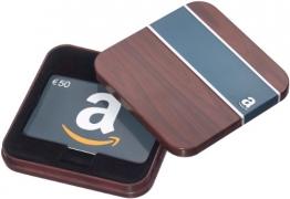 Amazon.de Box mit Geschenkkarte - 50 EUR (Retro) -