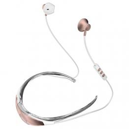 Bluetooth-Kopfhörer, Hiearcool X19C Drahtlose Stereo-Sportkopfhörer mit Mikrofon und Geräuschunterdrückung -