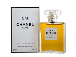 Chanel No 5 Eau De Parfum Spray 50ml (1.7 Oz) EDP -