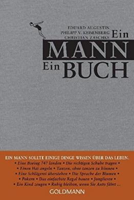 Ein Mann ein Buch -