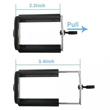 Fone-Case Vivo Y55L Universell einstellbar Tripod Professional Phone Tripod Einbeinstativ Stativhalterung Halter . -