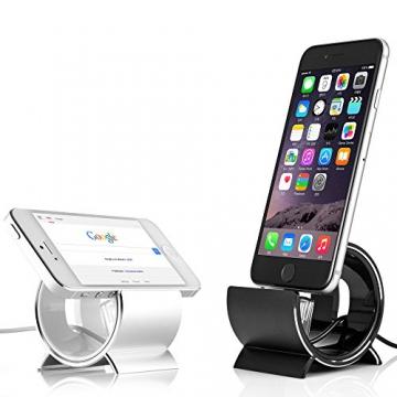 iphone dockingstation sinjimoru iphone ladestation standfu f r iphone 7 7 plus 6 6 plus. Black Bedroom Furniture Sets. Home Design Ideas