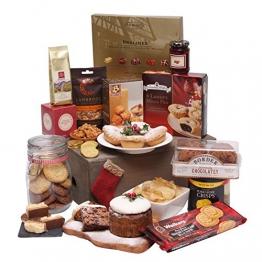 Lager-Geschenke - Weihnachtsgeschenkkorb - Präsent- & Geschenkkörbe - Sind das perfekte Lebensmittel-Geschenk für jeden Anlass -