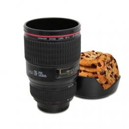 Lens Mug ++ Zoom Lens EF-S 28-135mm 2.5 II USM ++ Objektivbecher Cup Becher Stifthalter -