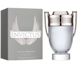 Paco Rabanne Invictus homme/men, Eau de Toilette, Vaporisateur / Spray, 1er Pack (1 x 100 ml) -