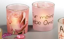 Teelichthalter Oma 640252 von la vida -