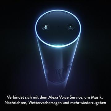 Amazon Echo, Weiß (Vorherige Generation) -